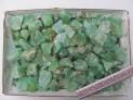 Kalcit zelený - Mexiko - box 9 kg 2/5 cm...