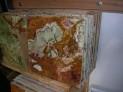 Deska onyx Pákistán 30x30x2 cm.