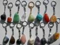 Keychain tumbledstones