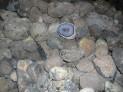Achátové surové pecky  malé - Brazílie -...