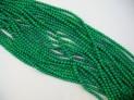 Malachit-azurit rek.kuličky 5 mm šňůra