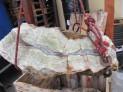 Onyx surový velký kus cca.100 kg - Pákistán