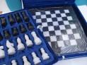 Šachy black-white onyx Pákistán 30x30 cm.