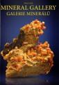 Kniha Galerie minerálů.