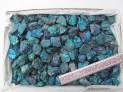 Chalkopyrit - Mexiko - box 9 kg 2/5 cm velikost