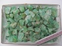 Calcite green - Mexico - flat 9 kg size ...