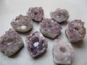 Amethyst candle size 1-1,5 kg