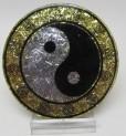 Orgonit podložka 70 mm Jing-jang
