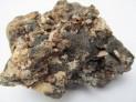 Epidot,granát - Jeseníky - CZ