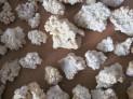 Aragonit - bílý krápník - Vitošov,CZ