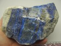 Lapis lazuli s pyritem - Afganistán - č.3