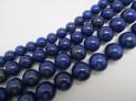 Lapis lazuli kuličky šňůra