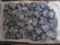 Kalcit modrý - Mexiko - box 9 kg 2/5 cm ...